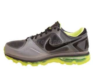 Nike Trainer 1.3 Max Volt Sliver Grey Mens Air 2012 Training Shoes