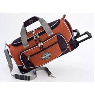 Harley Davidson® 21 Carry On Wheeled Travel Duffel Bag by A