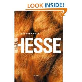 Steppenwolf: A Novel (9780312278670): Hermann Hesse, Basil