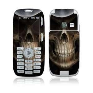 LG Rumor LX260 Decal Skin   Skull Dark Lord
