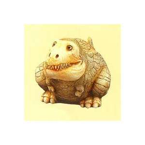 Harmony Kingdom Pot Belly   Tyrant   Tryannosaurus Rex