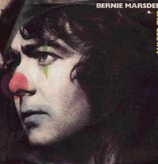 Bernie Marsden   Sad Clown   UK 7 Single   R6047 vg/m