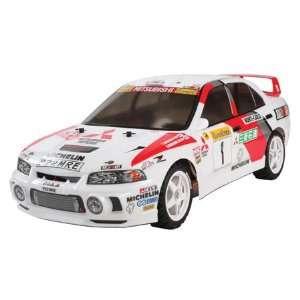 92204 1/10 Mitsubishi Lancer EVO IV RTR TT01E Toys & Games