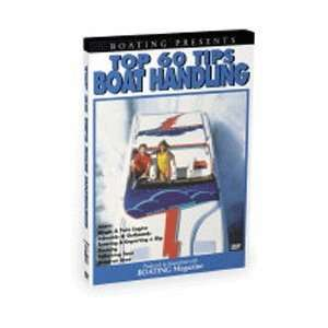 Bennett DVD Boatings Top 60 Tips Boat Handling  Sports