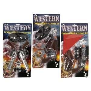 Western Cowboy Play Gun Set Buy 1 Get 1 FREE (048293