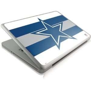 Dallas Cowboys Retro Logo Flag skin for Apple Macbook Pro