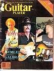 Player Vintage Music Magazine Duane Allman Vol. 15 No. 10 October 1981