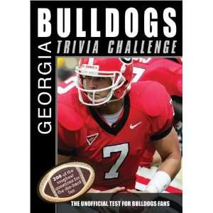 The Georgia Bulldogs Trivia Challenge (Sports Challenge