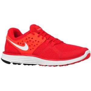 Nike LunarSwift + 3   Mens   Running   Shoes   Sport Red/Max Orange