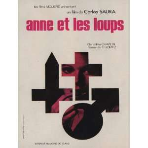Ana y los lobos Poster Movie French (11 x 17 Inches   28cm