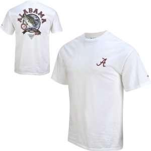Columbia Alabama Crimson Tide Bad Bass T Shirt