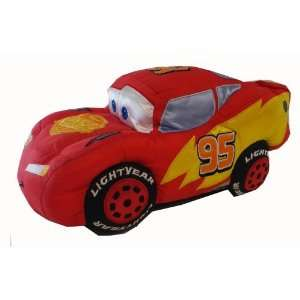 Disneys Cars McQueen Plush   Cars Mc Queen Stuffed
