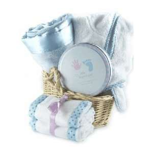 The Sweet Baby Gift Basket (Different Colors Available) Baby