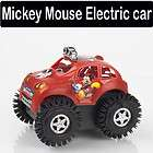 TOYS CAR somersaults TURNING SOMERSAULT Auto Mickey mouse dump truck
