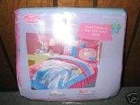 barbie swan lake twin sheets kids sheet bedding set