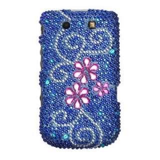 JUICY Rhinestone DIAMOND Bling Case 4 BlackBerry TORCH