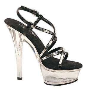 KISS 213 6 Spike Heel P/F Sandal: Everything Else