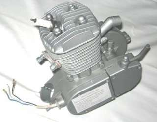 80cc MOTOR BICYCLE BIKE GAS ENGINE KIT silver X80A