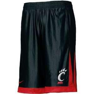 Nike Cincinnati Bearcats Black Dri Fit Training Shorts