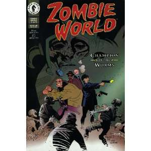 ZombieWorld: Champion of the Worms, Edition# 1: Dark Horse: Books