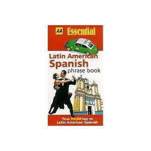 Latin American Spanish (Essential Phrase Books