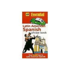 Latin American Spanish (Essential Phrase Books