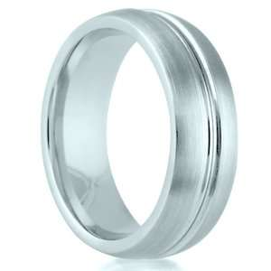 Classic Comfort Fit Wedding Band Ring (Size 9) Eternal Bond Jewelry