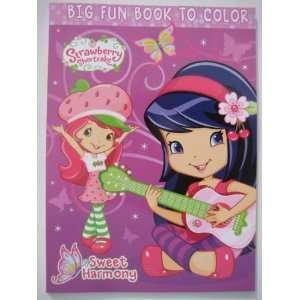 Fun Book to Color ~ Sweet Harmony (96 Pages) American Greetings