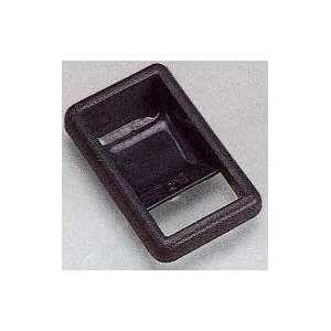 84 88 TOYOTA PICKUP FRONT DOOR HANDLE CASE (PASSENGER SIDE