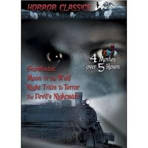 Horror Classics Vol. 6: David Janssen, Erika Blanc, Clint
