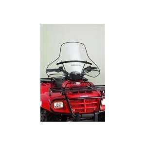 Suzuki Ozark Quadrunner Clear Windshield: Automotive
