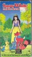 Snow White & Seven Dwarfs Animated Classics Collection