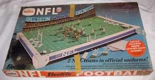 VTG 60s TUDOR Electric Football 510 NFL Game Colts