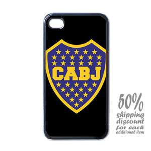 Boca Juniors iPhone 4 Hard Case Cover