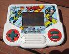 Handheld TIGER Electronics Video Games Sonic Batman NBA Jam X men