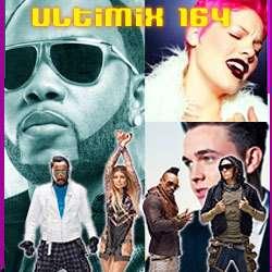 Ultimix 164 CD DJ Remix Black Eyed Peas Pink Taio Cruz