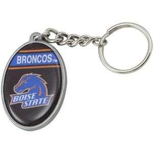 NCAA Boise State Broncos Oval Keychain