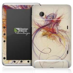 Design Skins for HTC Flyer   Chaotic Beauty Design Folie