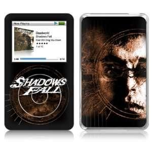 com Music Skins MS SFAL10003 iPod Classic  80 120 160GB  Shadows Fall