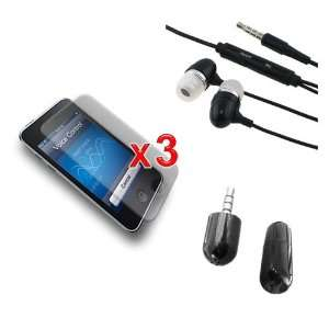 Mini Microphone + Headset for Apple iPod Touch 2G, 3G (2nd & 3rd