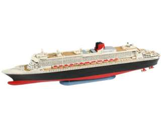Revell Model Kit   QUEEN MARY 2 Ocean Liner Ship  65808