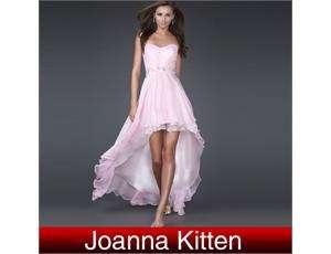 Fashion Women formal evening Mini dress short front long back fashion