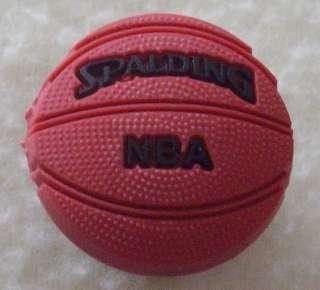 PC SPALDING BASKETBALL Shoe Charms Fit Crocs Jibbitz