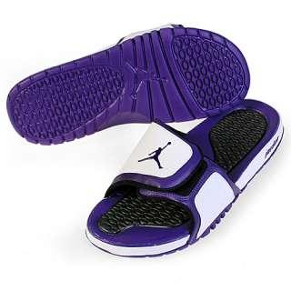 NIKE JORDAN HYDRO 2 MENS Size 10 White Club Sandals Slides Slippers