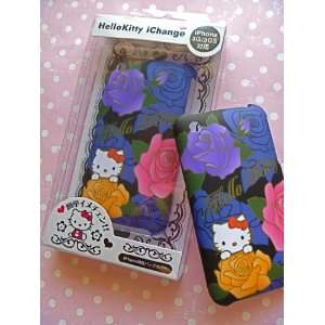 Gothic Rose iDress Hello Kitty iphone 3G Premium Cover   Japan  with