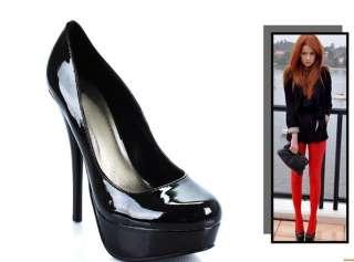 FASHION Super SEXY Womens Platform High Heel Shoes Boots #08