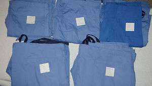 NW Lots of 24 7 Scrubs Unisex Medical Uniform Nursery Pants Style 8980