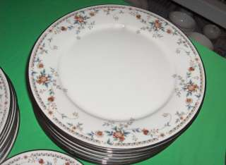 noritake china marywood 2181 255 - The discontinued china