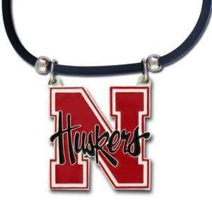 Nebraska Cornhuskers College Team Logo Pendant Sports