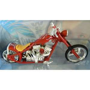 Muscle Machines Jesse James 1:18 Scale Collectible Chopper: